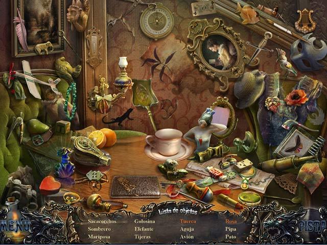 Juegos Capturas 1 Shadow Wolf Mysteries: La Perdición de la Familia