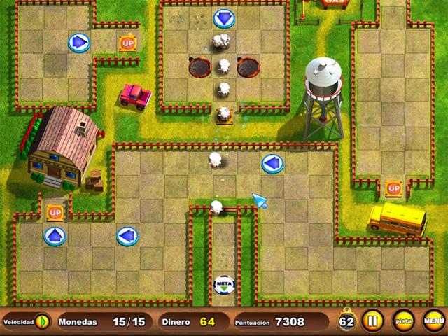 Juegos Capturas 1 Sheep's Quest