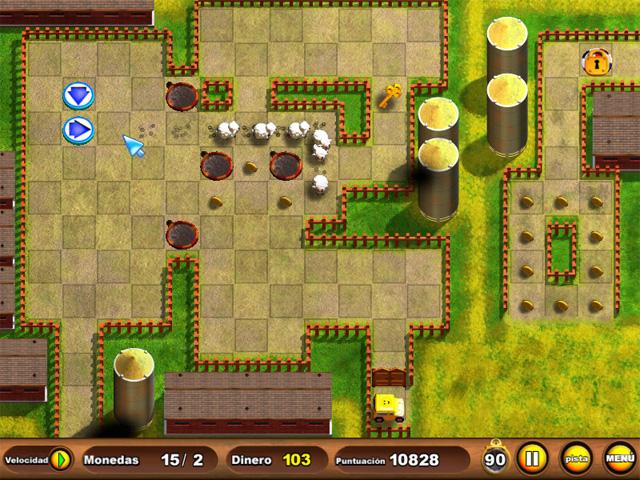 Juegos Capturas 2 Sheep's Quest