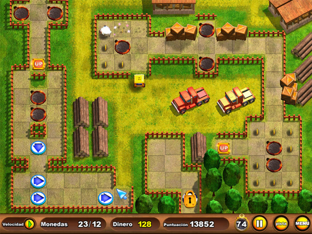 Juegos Capturas 3 Sheep's Quest