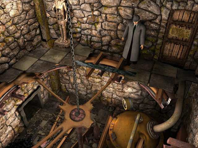Juegos Capturas 1 Sherlock Holmes: El Misterio de la Momia