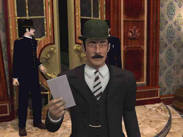 Juegos Capturas 3 Sherlock Holmes: El Misterio de la Momia