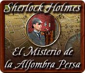 Sherlock Holmes: El Misterio de la Alfombra Persa