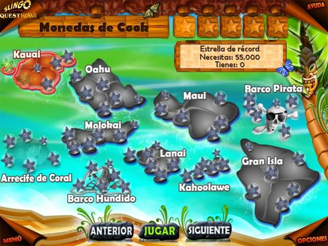 Juegos Capturas 2 Slingo Quest Hawaii