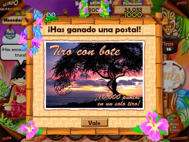 Juegos Capturas 3 Slingo Quest Hawaii