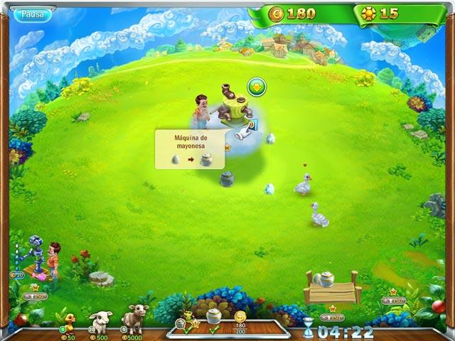 Snow Globe: Farm World img