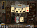 1. Solitaire Mystery: Stolen Power juego captura de pantalla