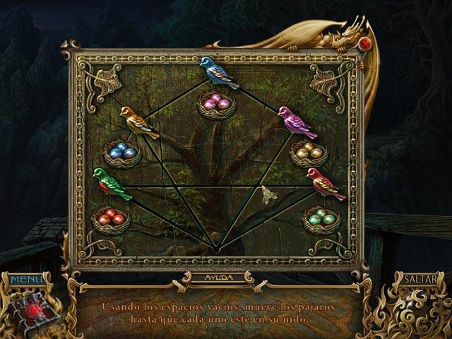 Juegos Capturas 2 Spirits of Mystery: El canto del fénix