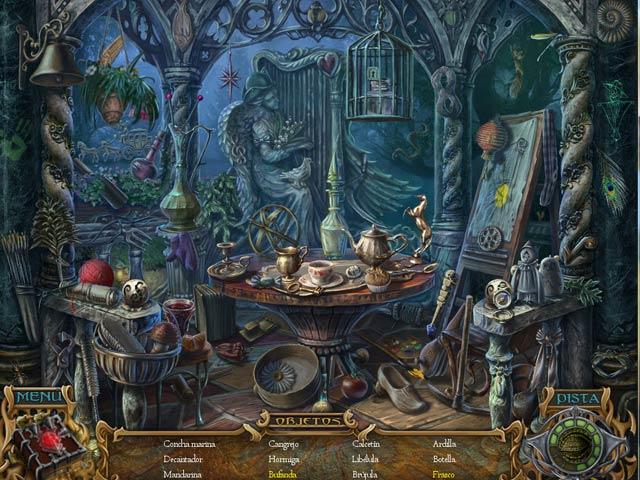 Juegos Capturas 3 Spirits of Mystery: El canto del fénix