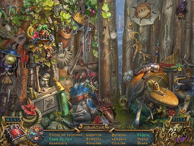 Juegos Capturas 2 Spirits of Mystery: El Minotauro Oscuro