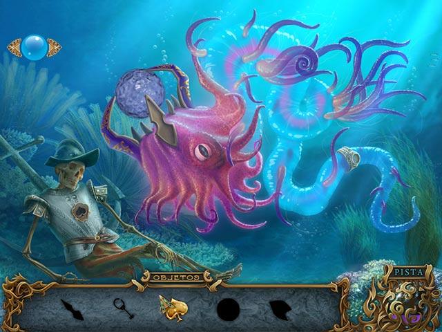 Juegos Capturas 3 Spirits of Mystery: El Minotauro Oscuro