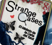 Strange Cases: El Misterio de la Carta del Tarot
