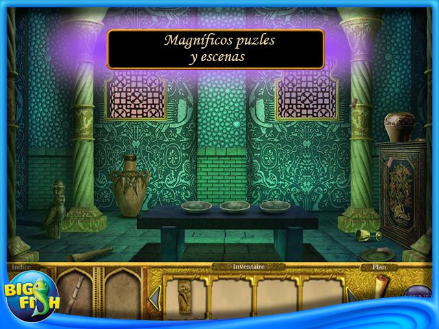 Pantallazo de The Sultan's Labyrinth: Un sacrificio real
