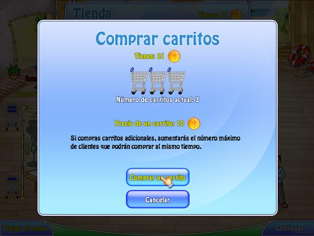 Juegos Capturas 2 Supermarket Management