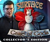 Característica De Pantalla Del Juego Surface: Game of Gods Collector's Edition