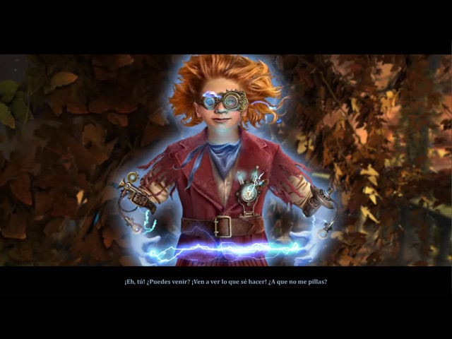 Juegos Capturas 2 The Agency of Anomalies: La Última Función