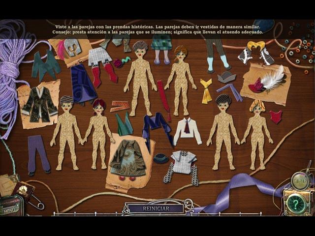 Juegos Capturas 3 The Agency of Anomalies: La Última Función