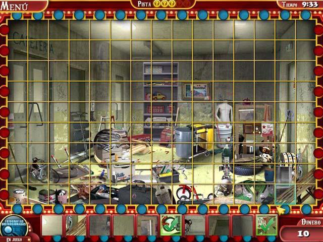 Juegos Capturas 2 The Hidden Object Show