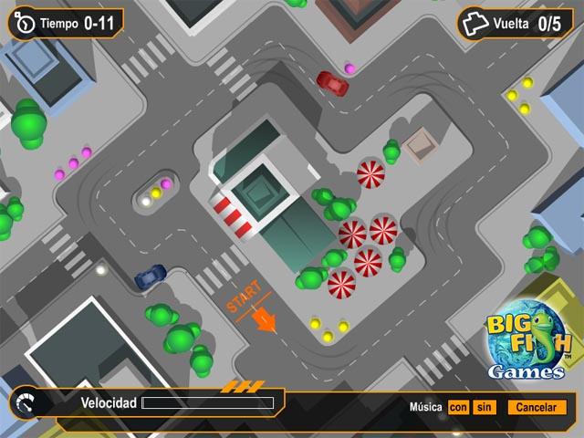 Juegos Capturas 1 The Racer