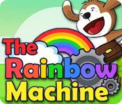 Característica De Pantalla Del Juego The Rainbow Machine