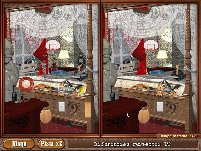 Juegos Capturas 2 The Secret of Margrave Manor