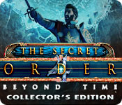 Característica De Pantalla Del Juego The Secret Order: Beyond Time Collector's Edition