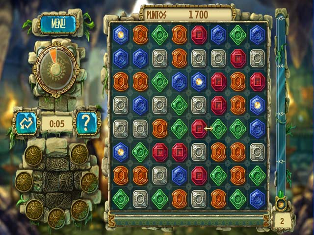 Juegos Capturas 1 The Treasures of Montezuma 3
