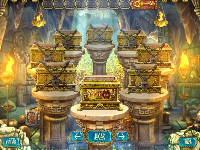 Juegos Capturas 2 The Treasures of Montezuma 3