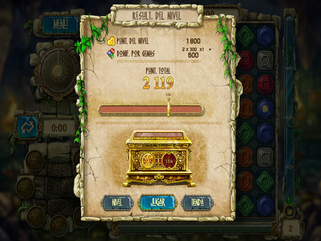 Juegos Capturas 3 The Treasures of Montezuma 3