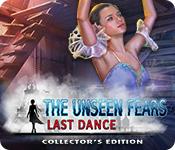 Característica De Pantalla Del Juego The Unseen Fears: Last Dance Collector's Edition