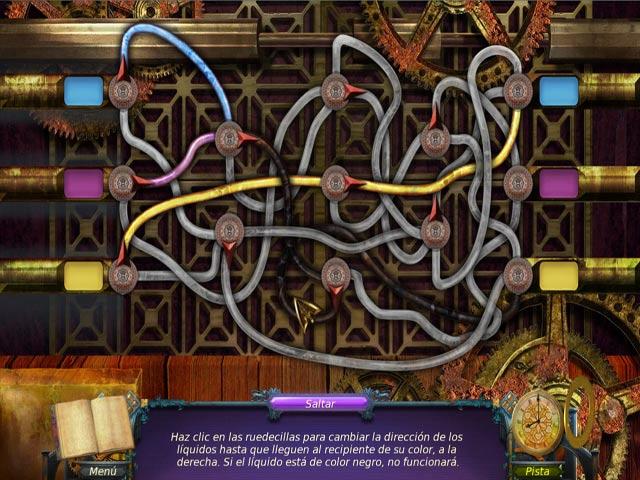 Juegos Capturas 1 Time Relics: Los Engranajes de Luz