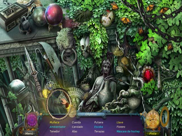 Juegos Capturas 2 Time Relics: Los Engranajes de Luz