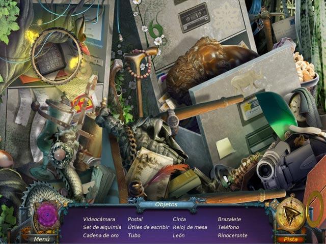 Juegos Capturas 3 Time Relics: Los Engranajes de Luz