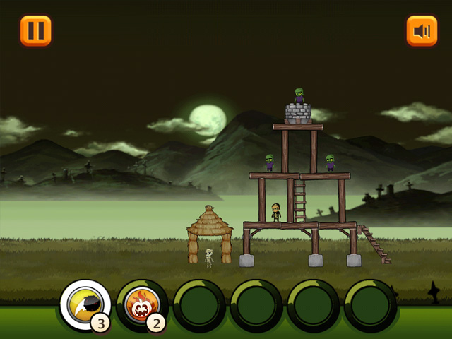 Pantallazo de Toppling Towers: Halloween