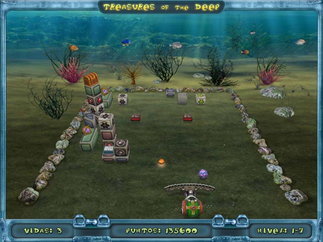 Juegos Capturas 2 Treasures of the Deep