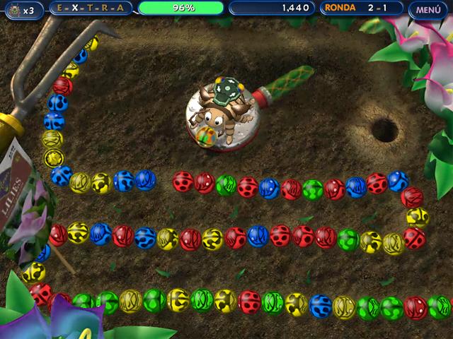 Juegos Capturas 1 Tumblebugs