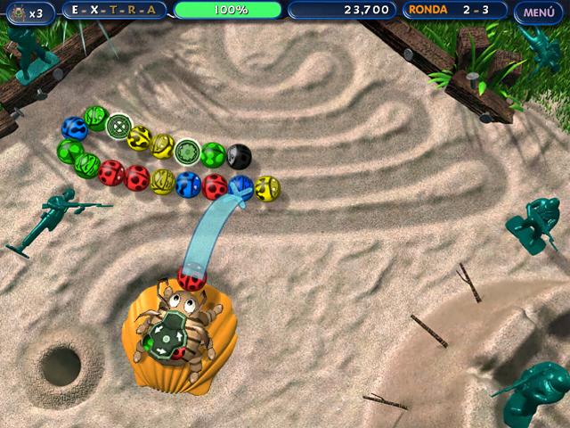 Juegos Capturas 2 Tumblebugs