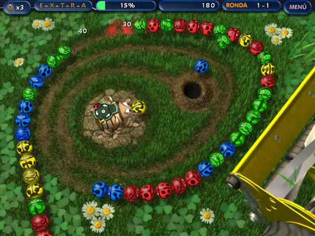 Juegos Capturas 3 Tumblebugs