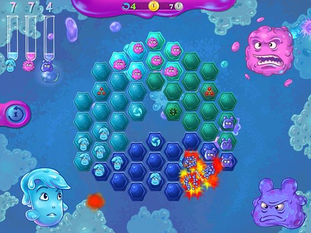 Juegos Capturas 1 Una historia Microbiana