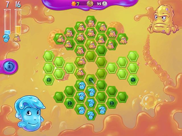 Juegos Capturas 3 Una historia Microbiana