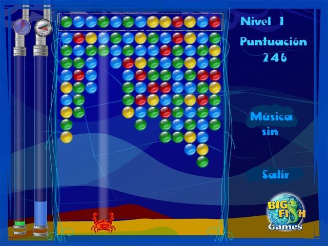 Juegos Capturas 1 Underwater