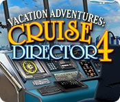 Característica De Pantalla Del Juego Vacation Adventures: Cruise Director 4