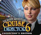 Característica De Pantalla Del Juego Vacation Adventures: Cruise Director 6 Collector's Edition