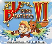 Característica De Pantalla Del Juego Viking Brothers VI Collector's Edition