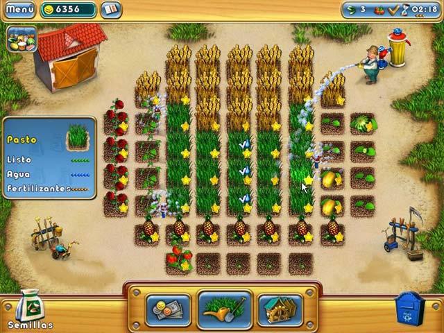 Video de Virtual Farm