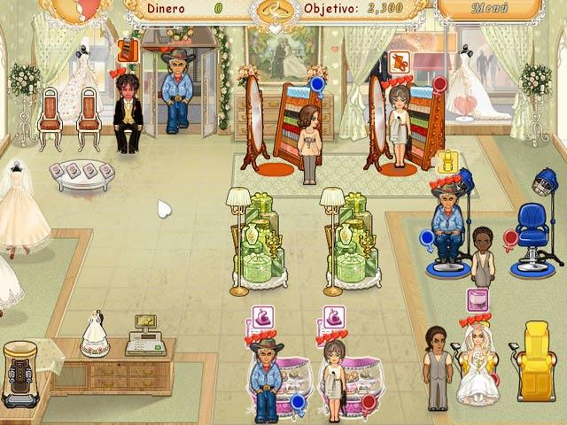Juegos Capturas 2 Wedding Salon
