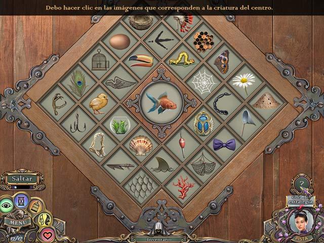Juegos Capturas 2 Witch Hunters: Belleza Robada Edición Coleccionista