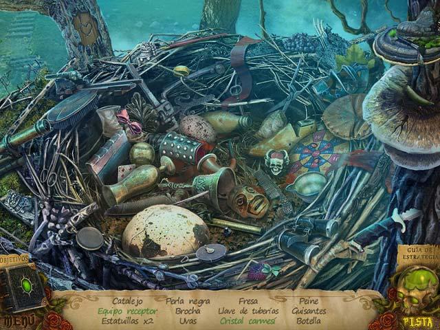 Juegos Capturas 1 Witches' Legacy: La maldición de los Charleston Edición Coleccionista