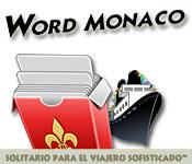 Característica De Pantalla Del Juego Word Monaco