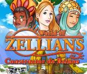 Característica De Pantalla Del Juego World of Zellians: Constructor de Reinos